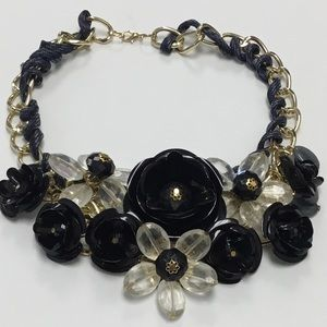 Jewelry - 3/$20 Statement Flower Pedals Chunky Choker
